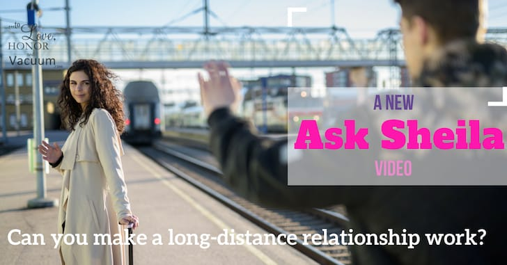 "FB Can Long Distance Engagement Work - Let's Talk ""It's Better to Marry Than to Burn"""