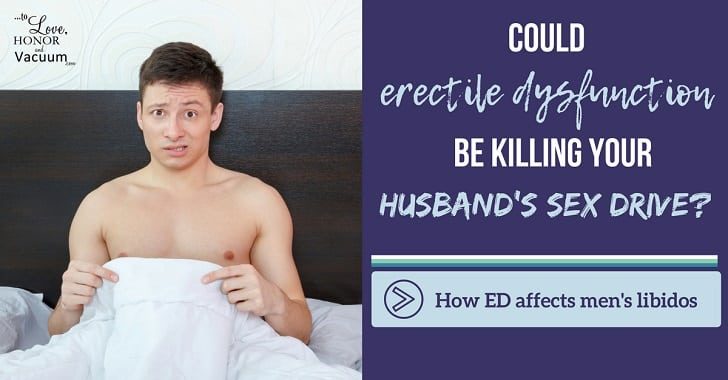 FB could erectile dysfunction be killing your husbands sex drive - Wifey Wednesday: When Your Husband Won't Initiate Sex