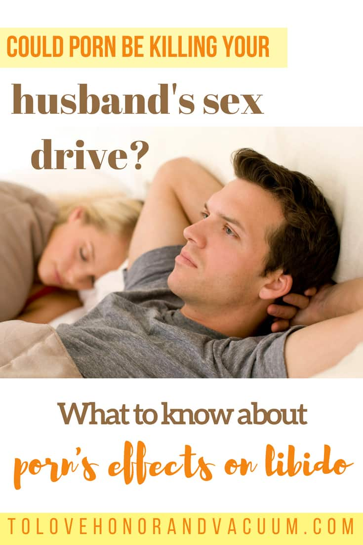There could be a lot of reasons for your husband's low libido, but the most common reason could be harming your relationship!