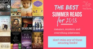 This summer reading list has some great ideas, classic authors, and gripping storylines that will leave you in tears. Make sure not to miss out on these books this summer!