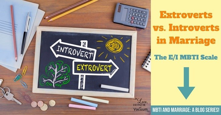 Personality Types in Marriage: Are You an Introvert or Extrovert?