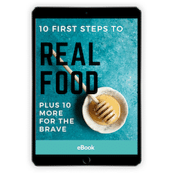 10FirstStepsToRealFood Device Mockup - Can We Talk Honestly about Teenagers and Weight Problems?
