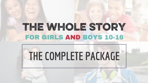 TWS complete - The Whole Story: Choose Your Version! (Boys)