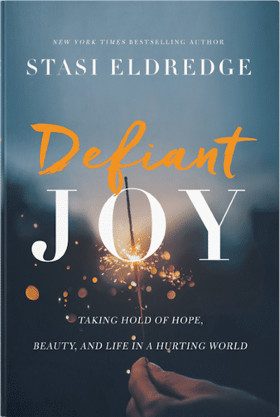 defiant joy cover - Do All Women Feel Lonely?