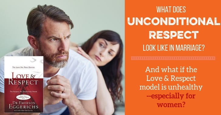 FB Eggerichs Unconditonal Respect - Can an Emotionally Abusive Marriage Heal?