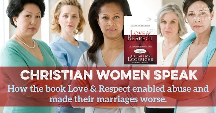 Your Stories of Women and Marriages Damaged from Love and Respect