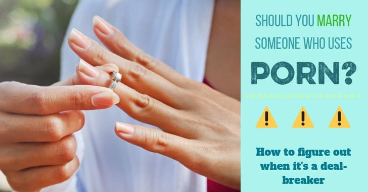 FB Marry Someone who uses porn - What If You're Not in Love with Your Boyfriend?