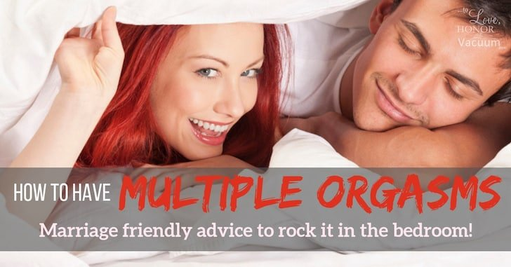 5 Tips to Make Multiple Orgasms More Likely