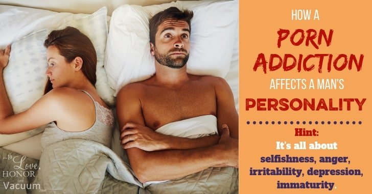 FB porn addiction mans personality - The Porn Habits Podcast: How Porn Affects Marriage