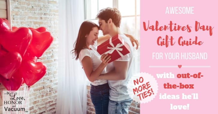 Valentine's Day Gift Guide for Your Husband: Top 10 Gifts Ideas for Any Budget!