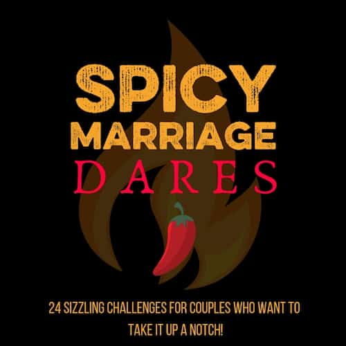 Sexy Dares for Your Marriage