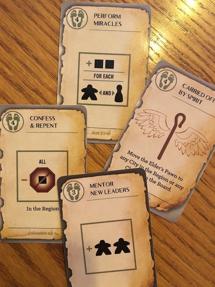 Commissioned Faith Cards - Our New Favorite Family Board Games