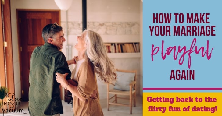 How to Bring Playfulness Back to Your Marriage