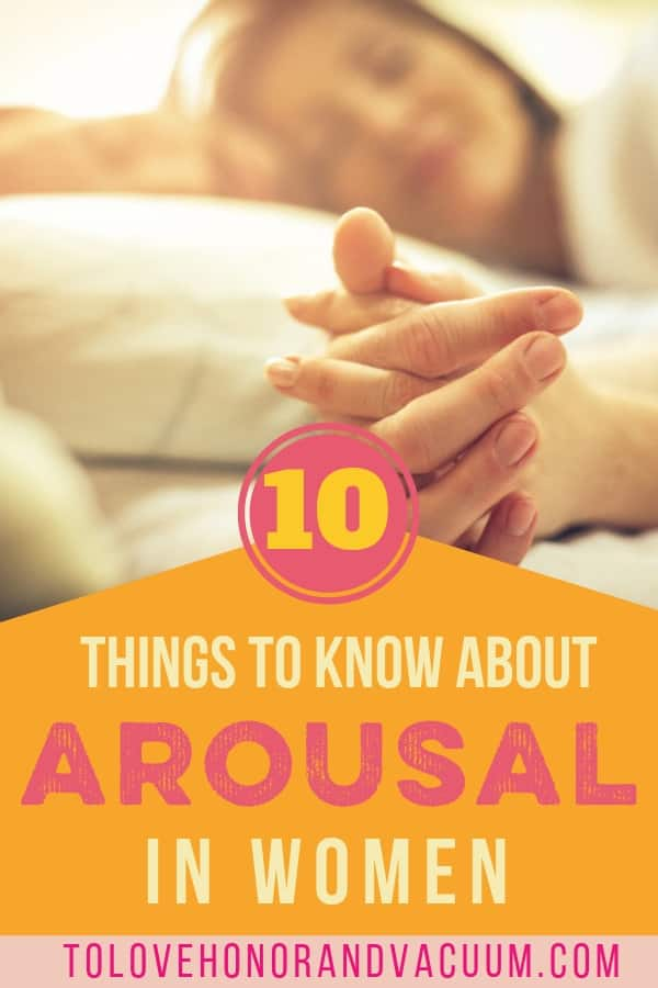 10 things to know about Arousal in Women: How women's arousal works and what are the signs of arousal.