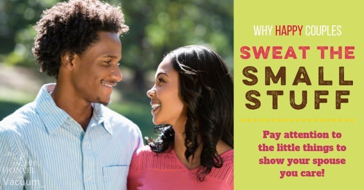 FB Happy Couples Sweat the Small Stuff - Happy Couples Sweat the Small Stuff Part 2: Ask for Help!