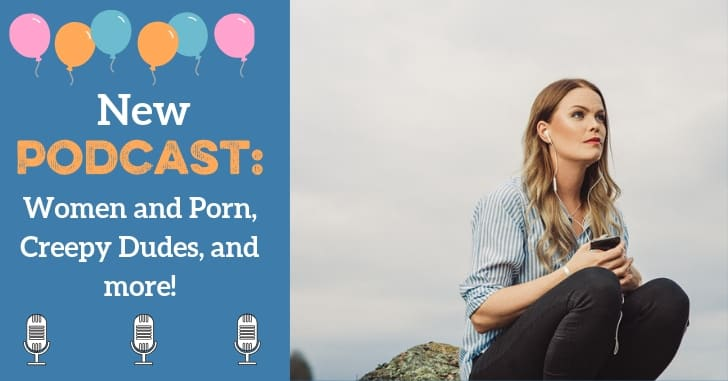 FB Podcast Women and Porn - On Magpies, Jogging, and Listening to Podcasts