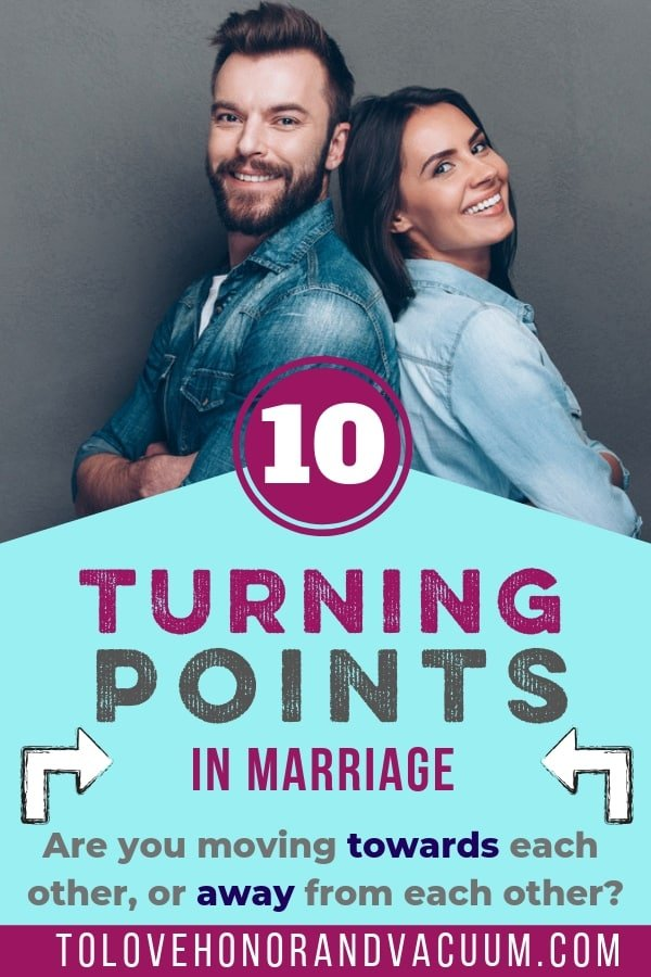 Turning Points in Marriage: How Small Decisions Affect Intimacy and Emotional Oneness