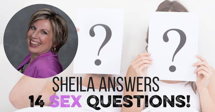 Sheila Answers 14 Sex Questions from her Girl Talk Event!