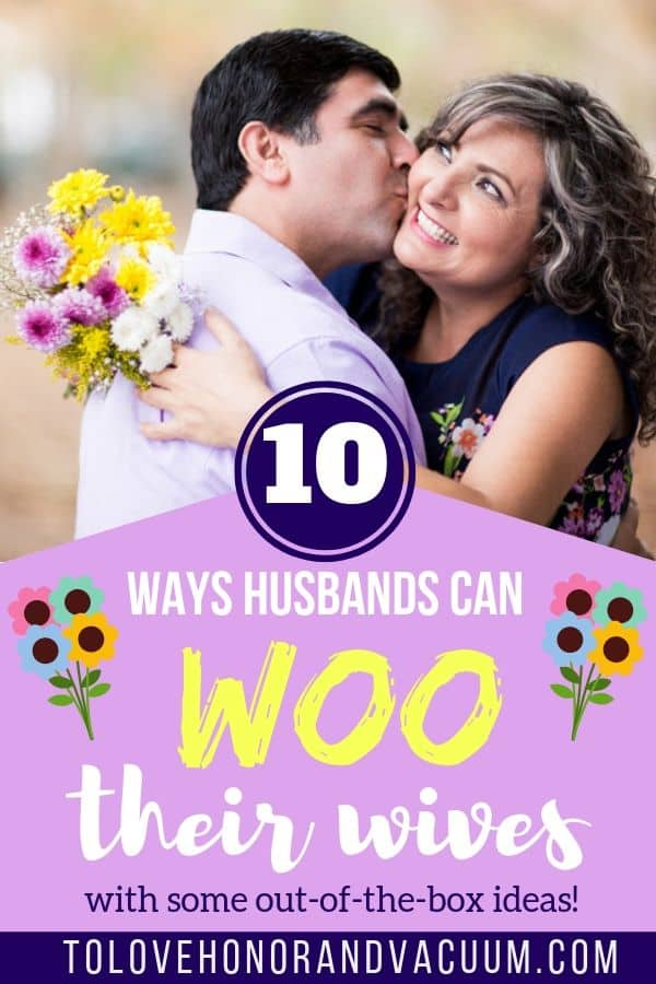 10 ways a husband can show love to his wife: How to woo her