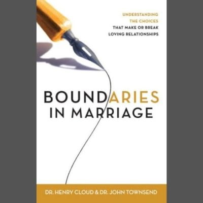 BoundariesinMarriage 400x400 - The 3 Kinds of Marriage Problems--and Why We Shouldn't Confuse Them