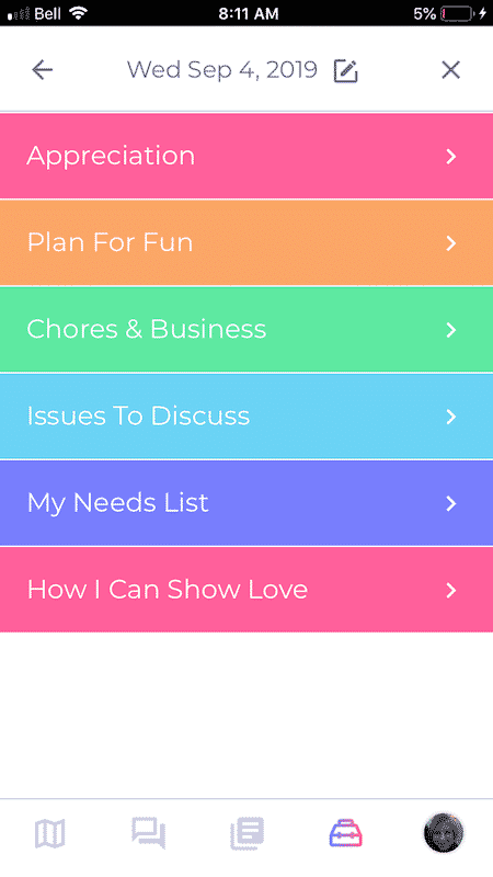 GYMO Marriage Mettings Topics - The Marriage Meeting: Make it Easy (and Fun!) with This New Marriage App