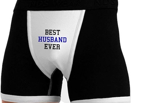 Best Husband Ever Boxers - 25 Best Boxer Shorts to Use as Stocking Stuffers for Your Husband