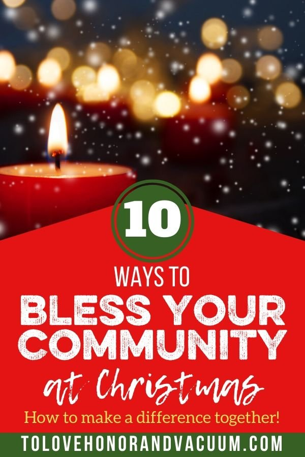 10 Ways Bless Others at Christmas - 10 Ways to Bless Others (and Your Marriage!) This Christmas