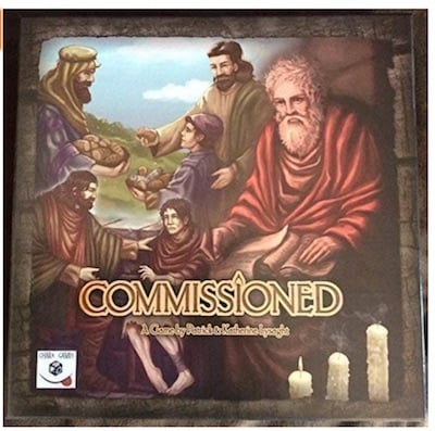 Commissioned Family Board Game - 26 2 Player Board Games for Couples