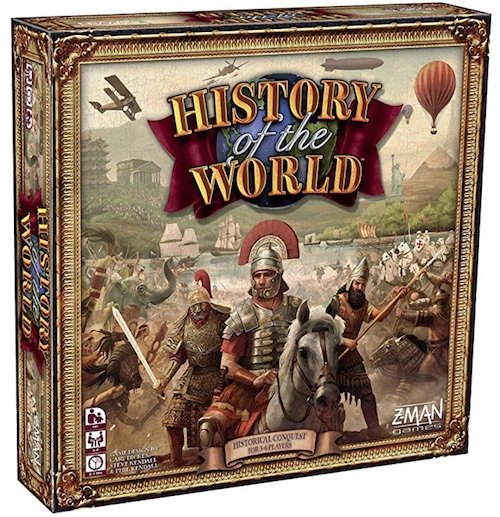 History of the World - 20 Awesome Family Board Games To Play Together
