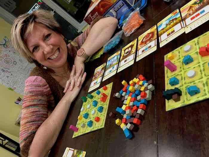 Tiny Town FAmily Board Game Sheila - 20 Awesome Family Board Games To Play Together