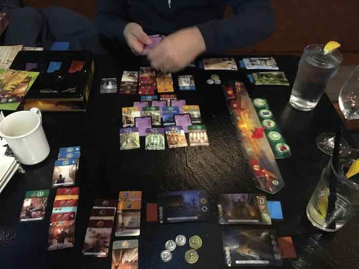 7 Wonders Duel for Two - 26 2 Player Board Games for Couples