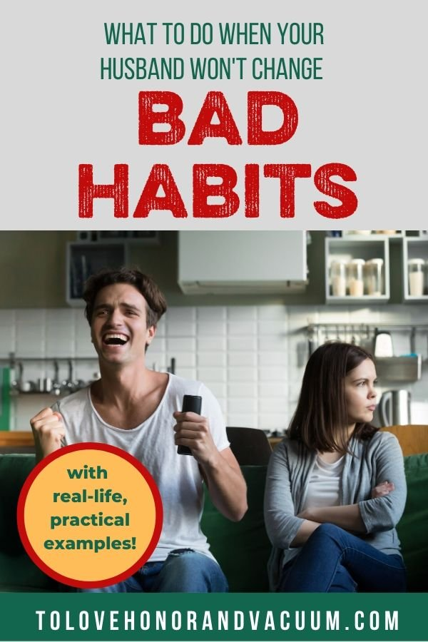 Spouse Wont Change Bad Habits - Iron Sharpens Iron: How to Draw Firm Boundaries in Marriage with a Spouse's Bad Behaviour