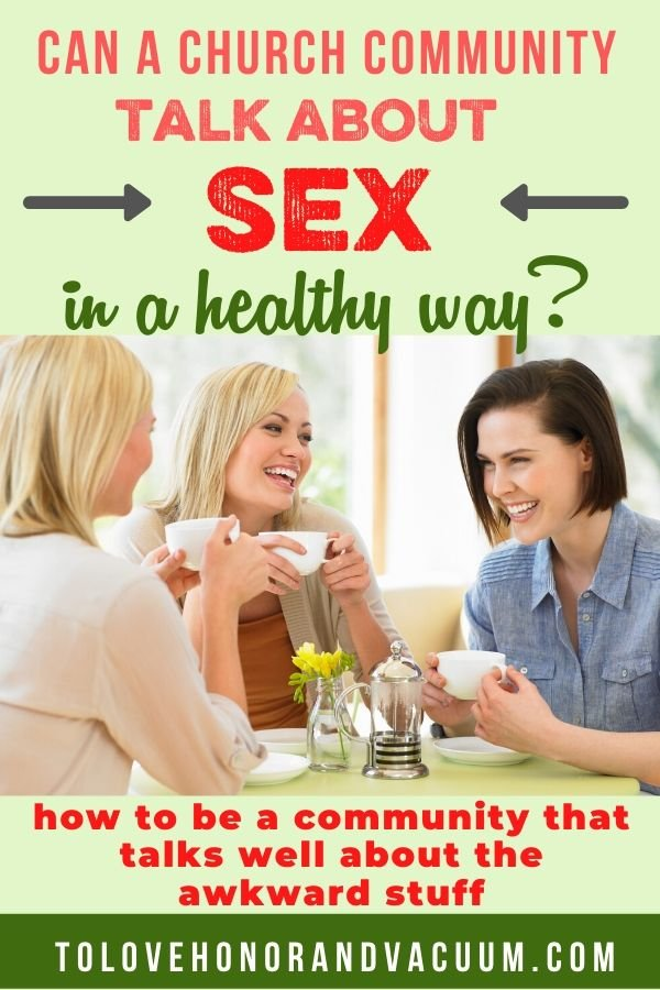 Community that Talks about Sex - COMMUNITY SERIES: How to Foster a Community that Can Talk about Sex!