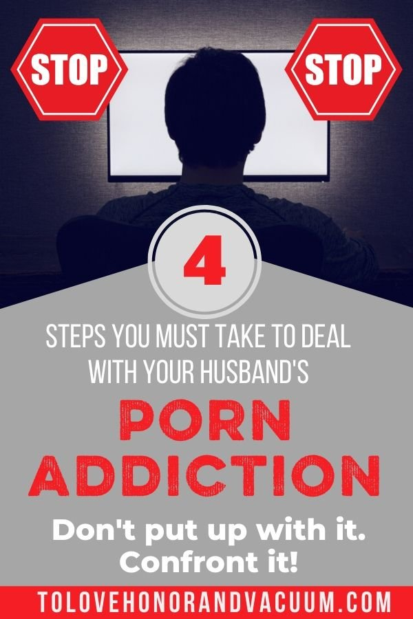 Husband uses Porn - 4 Things You Must Do if Your Husband Uses Porn