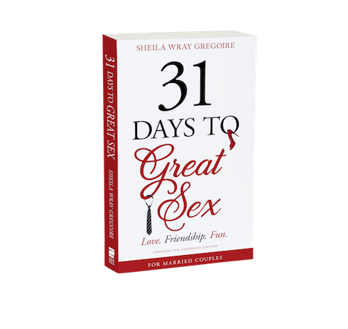 31 Days 3D Small - When Your Husband Says You Don't Act Like a Sexy Wife -- My Readers Chime In!