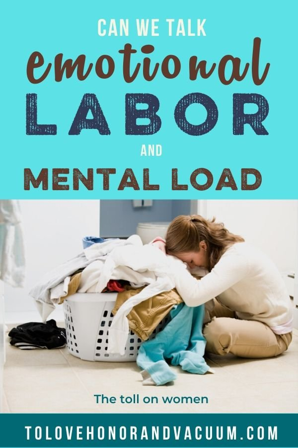 Emotional Labor and Mental Load Fair Play - THE EMOTIONAL LABOR SERIES: Let's Talk Emotional Labor and Mental Load