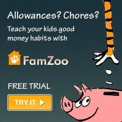 "FamZoo Chores Image - How FamZoo Can Help Kids ""Own"" Chores--While Teaching Money Skills!"