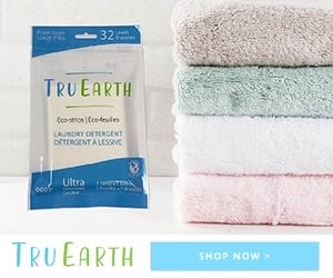 TruEarth Towels Strip - The Emotional Labor and Mental Load Podcast!