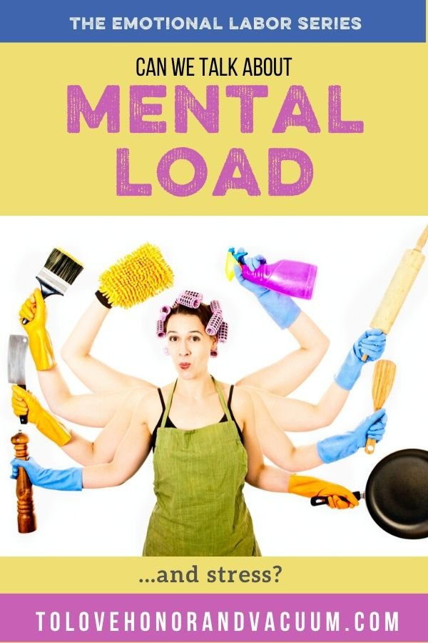 Mental Load Who Has it Worse - Can We Deal with Mental Load Without Having a Contest of Who Has it Worse?