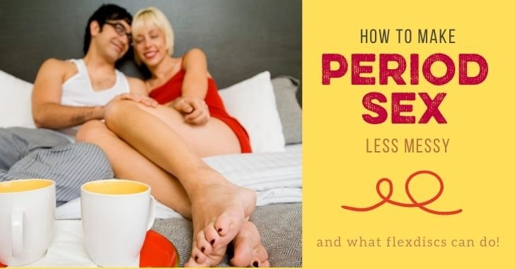 How to Make Period Sex Less Messy–and More Enticing
