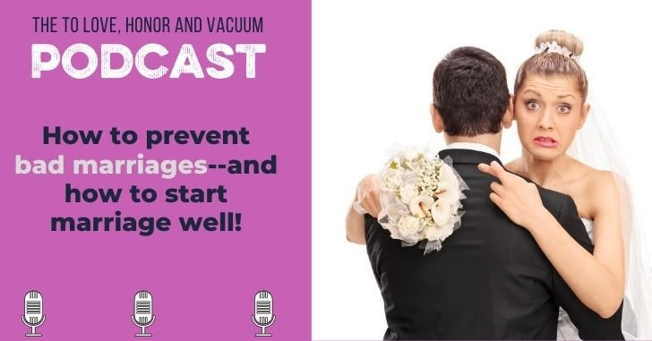 The Let's Prevent Bad Marriages Podcast!
