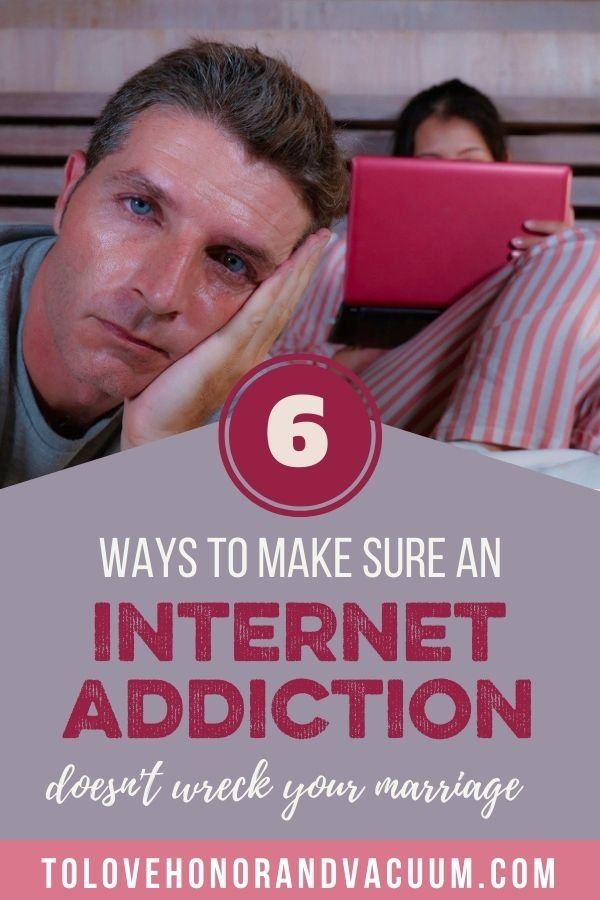 6 ways internet addiction - 6 Ways to Make Sure Internet Habits Don't Wreck Your Marriage