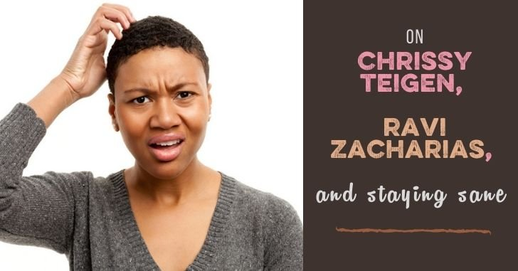 FB Chrissy Teigen Ravi Zacharias - All the Latest from the Blog!