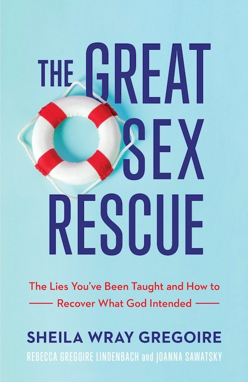 Great Sex Rescue Cover - Can We Just Not Make Sex Weird? The Podcast!