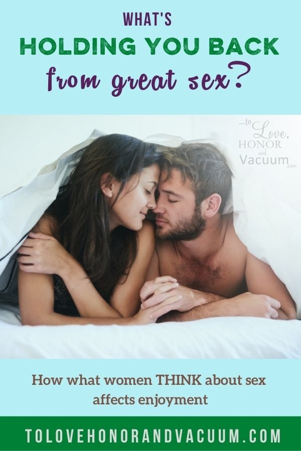 How What We Think about Sex Affects Orgasm - What's Holding You Back from Great Sex?