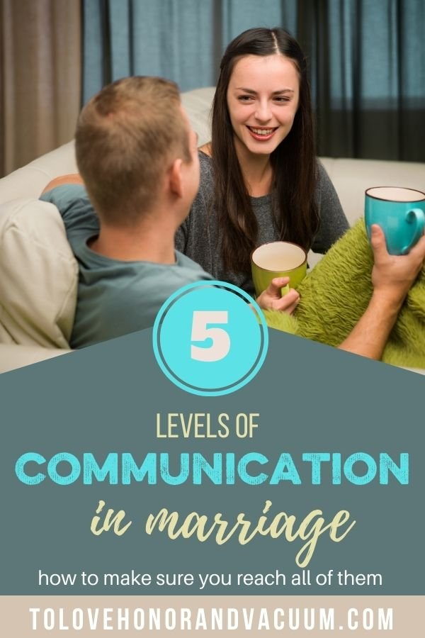 5 Levels of Communication - How to Get to Deeper Levels of Communication in Marriage: Understanding the 5 Levels of Communication
