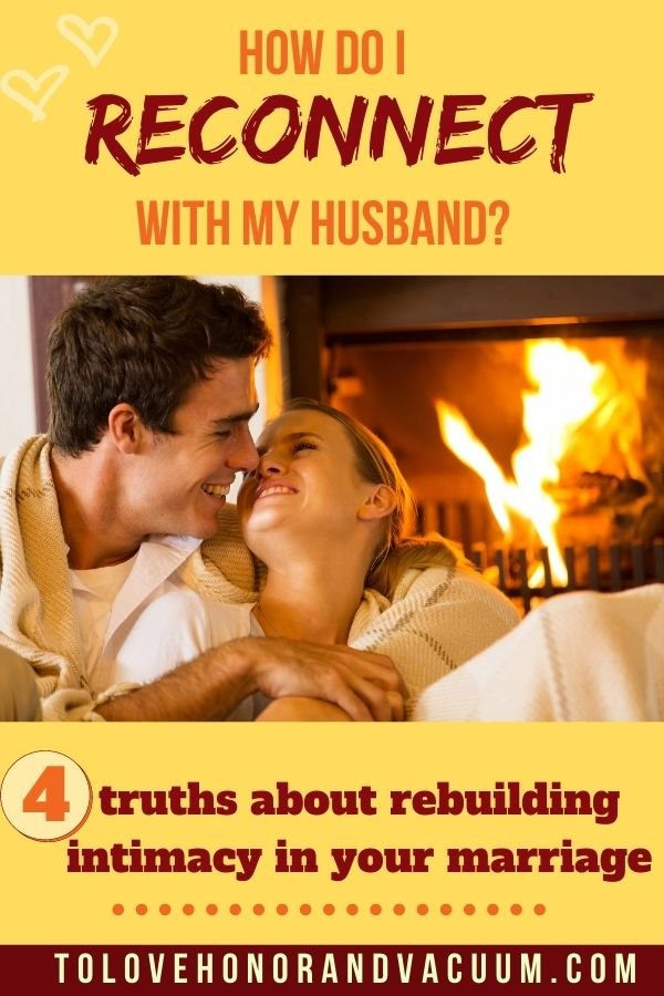 Reconnect with my Husband - How Do I Reconnect with My Husband? Finding the Spark Again