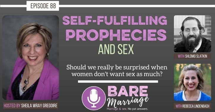 FB Podcast Self Fulfilling - To Love, Honor and Vacuum: For Your Marriage