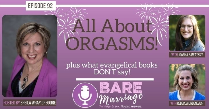The All About Orgasms Podcast!