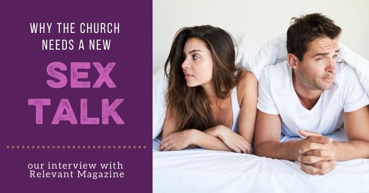 FB Church Needs New Sex Talk - All the Latest from the Blog!